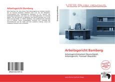 Couverture de Arbeitsgericht Bamberg