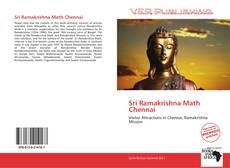 Copertina di Sri Ramakrishna Math Chennai
