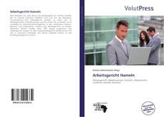 Capa do livro de Arbeitsgericht Hameln