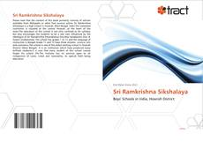 Sri Ramkrishna Sikshalaya kitap kapağı