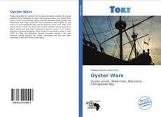 Capa do livro de Oyster Wars