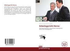 Bookcover of Arbeitsgericht Herne