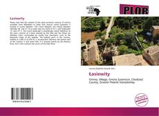Bookcover of Łasiewity