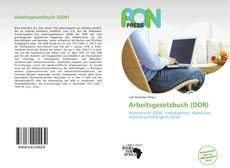 Buchcover von Arbeitsgesetzbuch (DDR)