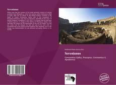 Capa do livro de Serenianus
