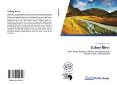 Bookcover of Uzboy River
