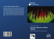 Buchcover von Serenity (Blood for Blood Album)