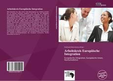 Обложка Arbeitskreis Europäische Integration