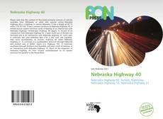 Couverture de Nebraska Highway 40
