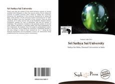Bookcover of Sri Sathya Sai University