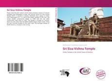 Portada del libro de Sri Siva Vishnu Temple