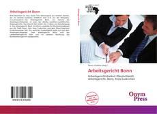 Bookcover of Arbeitsgericht Bonn