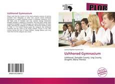 Bookcover of Uzhhorod Gymnasium