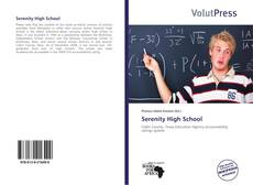 Bookcover of Serenity High School
