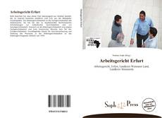 Обложка Arbeitsgericht Erfurt