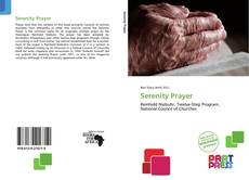 Bookcover of Serenity Prayer