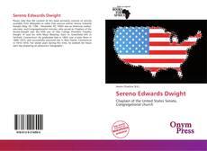 Couverture de Sereno Edwards Dwight