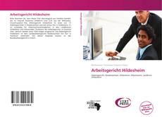 Arbeitsgericht Hildesheim kitap kapağı