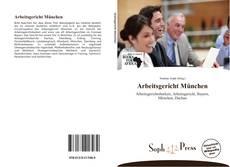 Arbeitsgericht München kitap kapağı