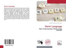 Borítókép a  Serer Language - hoz