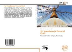 Couverture de Sri Varadharaja Perumal Kovil