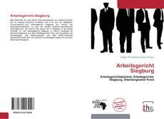 Bookcover of Arbeitsgericht Siegburg
