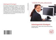 Bookcover of Arbeitsgericht Stuttgart