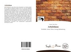 Buchcover von Arbeitshaus