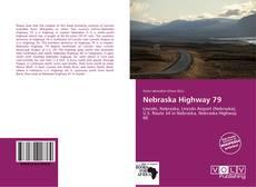 Buchcover von Nebraska Highway 79