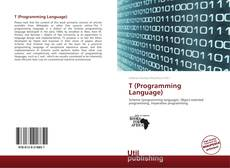 Capa do livro de T (Programming Language)