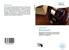 Borítókép a  Bienenrecht - hoz