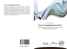 Bookcover of Peter Cunningham (writer)