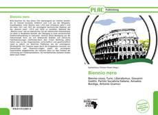 Biennio nero kitap kapağı