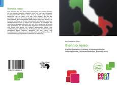 Biennio rosso kitap kapağı