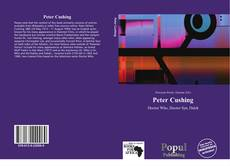 Bookcover of Peter Cushing