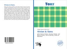 Bookcover of Vivian & Sons