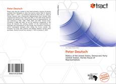Couverture de Peter Deutsch