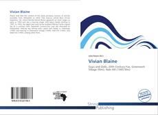 Capa do livro de Vivian Blaine