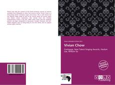 Bookcover of Vivian Chow