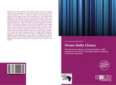 Copertina di Vivian Della Chiesa