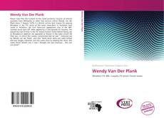 Wendy Van Der Plank kitap kapağı