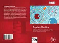 Capa do livro de Template Matching