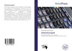 Bookcover of Arbeitslosengeld