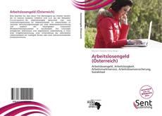 Bookcover of Arbeitslosengeld (Österreich)