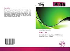 Bookcover of Ron Lim