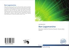 Ron Lagomarsino kitap kapağı