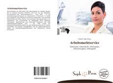 Buchcover von Arbeitsmarktservice