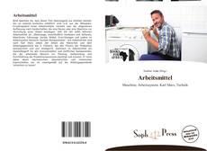 Bookcover of Arbeitsmittel