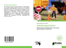 Bookcover of Arbeitsorganisation