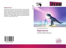 Bookcover of Nigersaurus